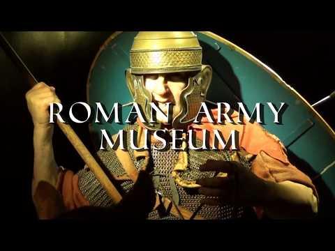 Roman Army Museum, Hexham, Northumberland @ Hadrian's Wall.