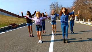 Luis Fonsi Demi Lovato chame La Culpa Ani Karapetyan Choreography.mp3