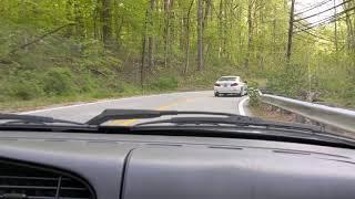 Porsche 968 Test Drive, Country Roads
