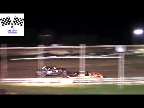 Hummingbird Speedway Pure Stock Feature 9/15/18