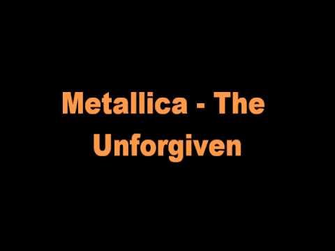 Metallica - The Unforgiven RINGTONE!