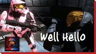 Well Hello - Chapter 12 - Red vs. Blue Season 7