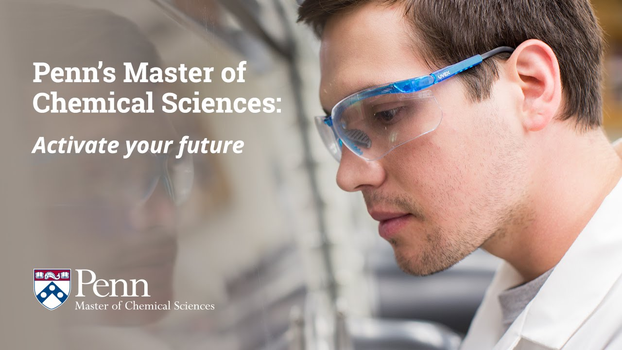 Master of Chemical Sciences | The College of Liberal and