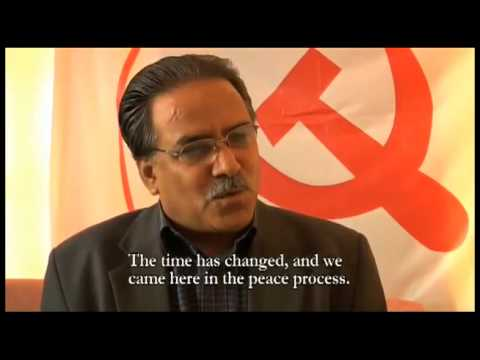 An Interview with Prachanda Part 2 of 2