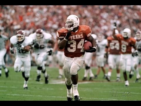 Classical Tailback - Ricky Williams Texas Highlights