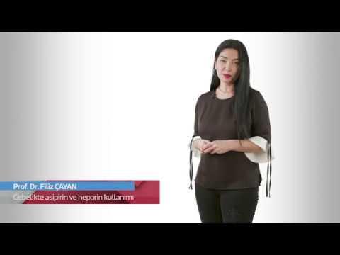 Gebelikte Antibiyotik, Ağrı Kesici ilaçlar ve Heparin Kullanımı