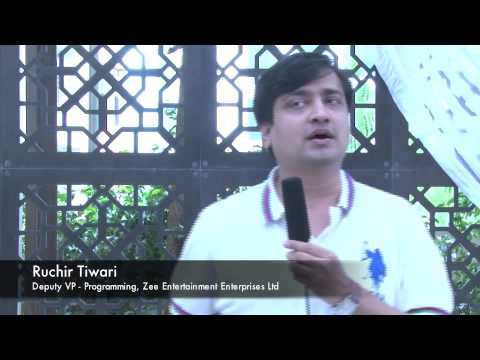 Leadership Simulation Workshop Testimonial - Ruchir Tiwari, Deputy VP, Zee Entertainment