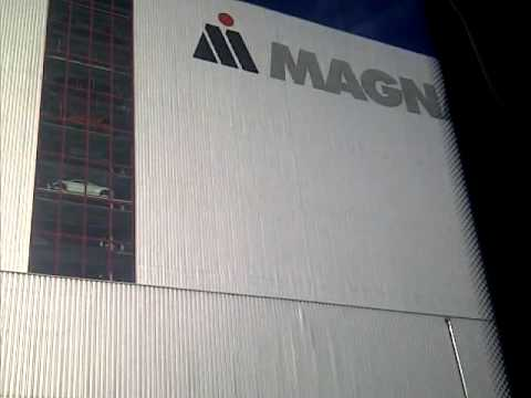 trip to Magna Steyr