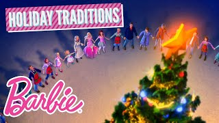 Barbie Shares Her Favorite Holiday Traditions | Barbie