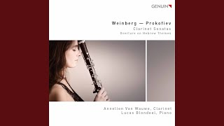 Clarinet Sonata, Op. 28: II. Allegretto