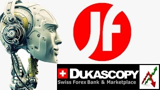 Como instalar ROBOTS de trading en JFOREX - Dukascopy