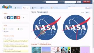 "NASA is SATAN: Father of the LIE: Missing ""T"" In the Graphics: ""T Minus 15 Seconds"""