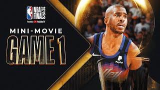 Suns Shine in Game 1: NBA Finals Game 1 Minimovie