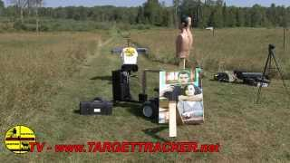 Target Tracker Tactical Systems Collaboration with Bullseye Camera Systems- Prototype