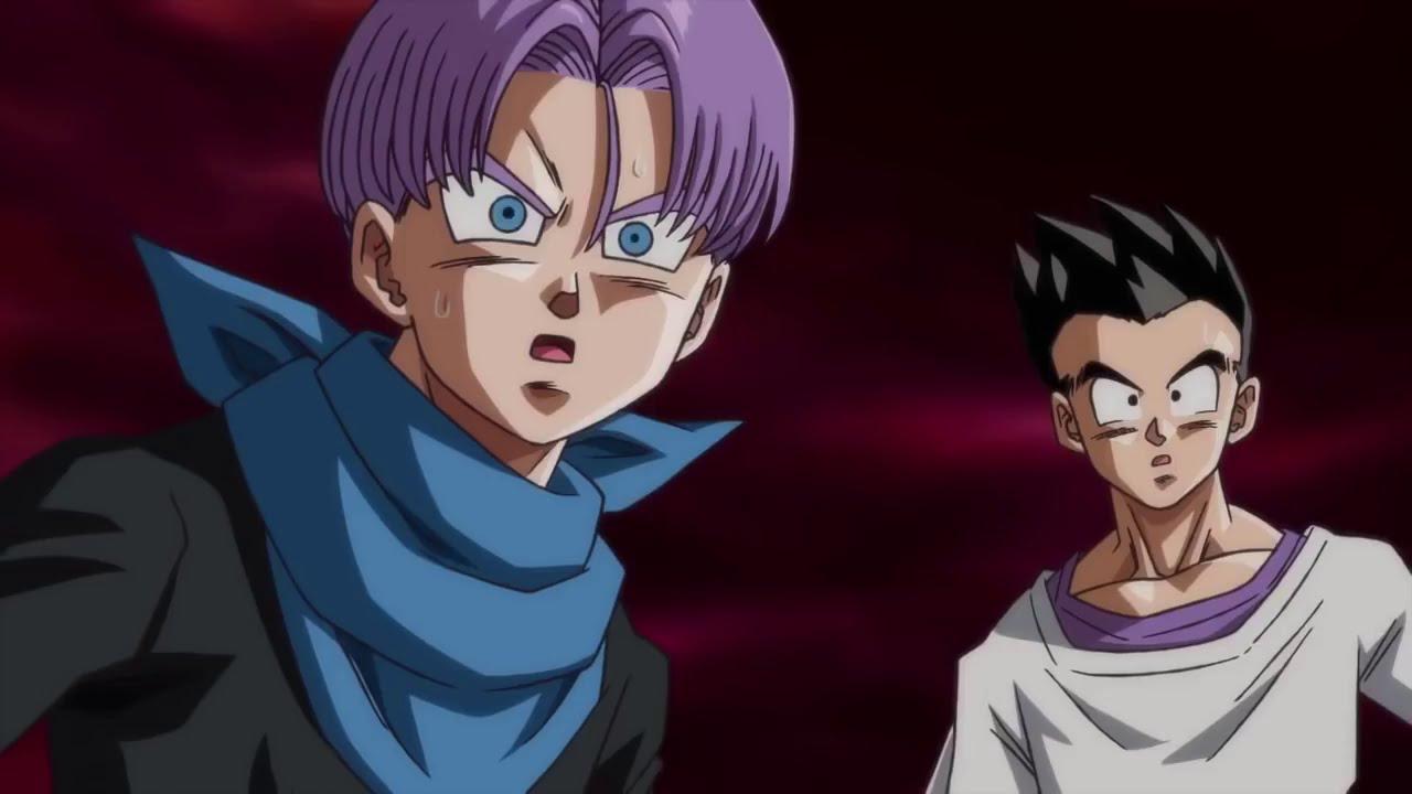 Goten e Trunks em Dragon Ball GT   Divulgação/Toei Animation