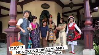 HONG KONG WITH DISNEYLAND PLUS OCEAN PARK QUICK REFERENCE AND REMINDERS