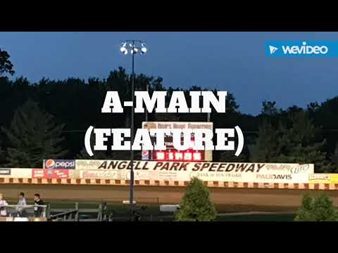 Angell Park Speedway | Jordan Miklas Racing A Legend |