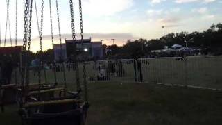 YOYO Swing at Voodoo Festival