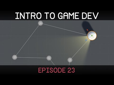 Introduction to Game Development (E23: stealth game 1/3)