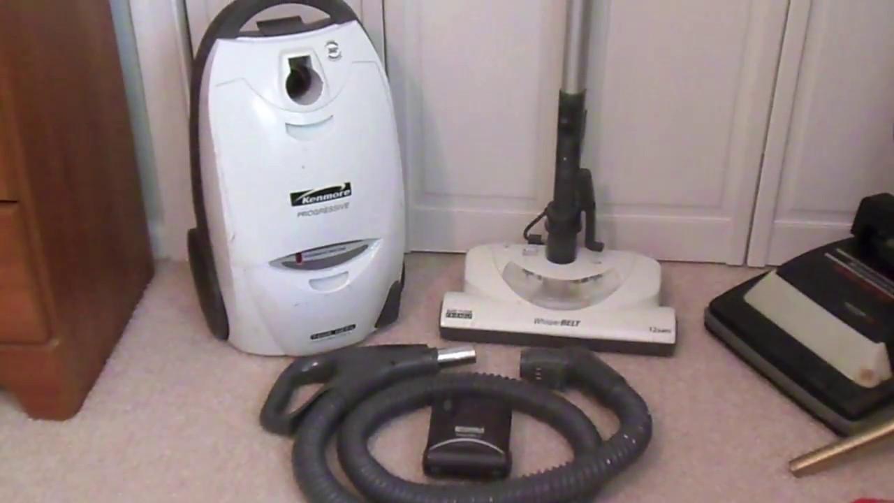 Kenmore Progressive Canister Vacuum Cleaner