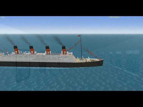 Four Funnel Liners in Vehicle Simulator and Virtual Sailor7