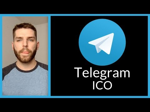 Telegram (GRAM) ICO | Biggest Network Effect Ever? 🤔