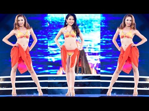 [Hoa hậu Việt Nam 2016] Chung khảo phía Bắc - Phần thi bikini, áo tắm, áo dài, áo dạ hội