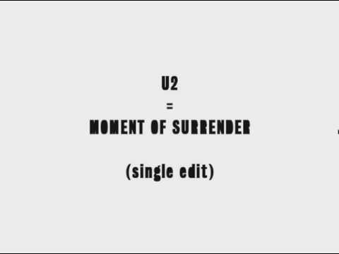 Image result for Moment of Surrender U2 pictures