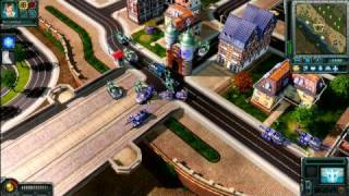 Command & Conquer: Red Alert 3: Allies gameplay trailer