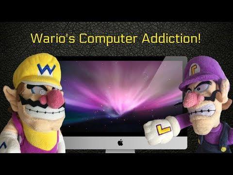 Wario's Computer Addiction!