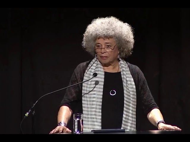 Angela Davis | How Capitalism Affects The Working Class