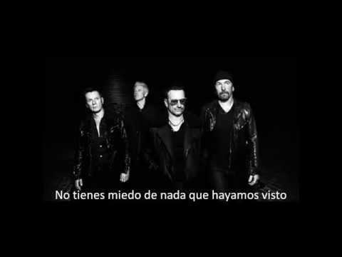 U2 Song for Someone subtitulado español