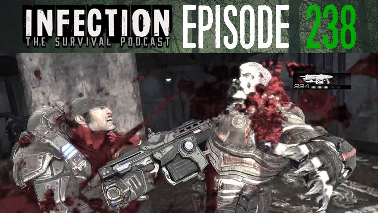 Violence in Video Games – Infection – The SURVIVAL PODCAST Episode