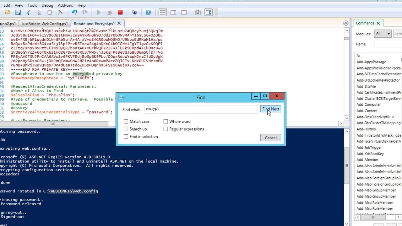 PowerBroker Password Safe API - Use Cases
