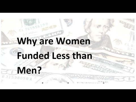 'Why are Women Funded Less than Men: a Crowdsourced Conversation' the ebook