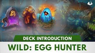 Hearthstone Deck Introductions | Egg Hunter [Kobolds & Catacombs]