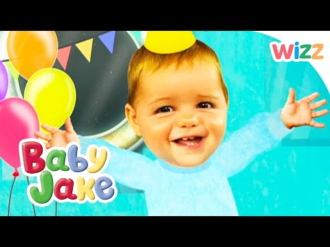 Baby Jake - Space Party
