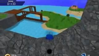 jeux vidéo PC Sonic The Hedgehog 3D