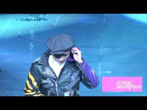 110708 Gmarket stage G - turn it up(TOP solo).avi
