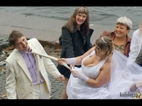 Видео-приколы на свадьбе