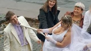 Wedding Fails 2016 / Приколы На Свадьбе, Свадебные видео приколы(Wedding Fails 2016 / Приколы На Свадьбе, Свадебные видео приколы Very funny wedding couples video who continue going laughing watch them you will ..., 2016-01-20T13:48:44.000Z)