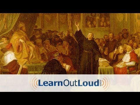 Great Speeches: Martin Luther Before the Diet of Worms