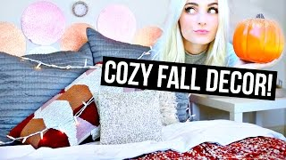 How to Make Your Room Cozy for Fall! | Aspyn Ovard