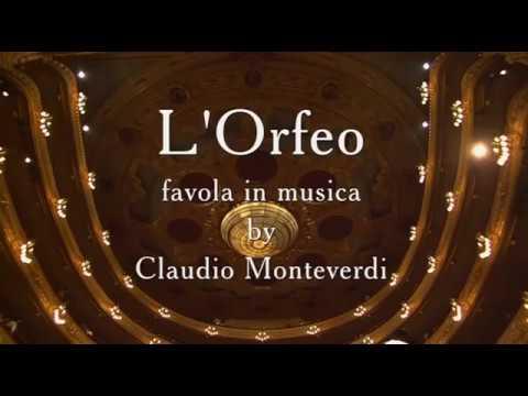 Claudio Monteverdi - L`Orfeo