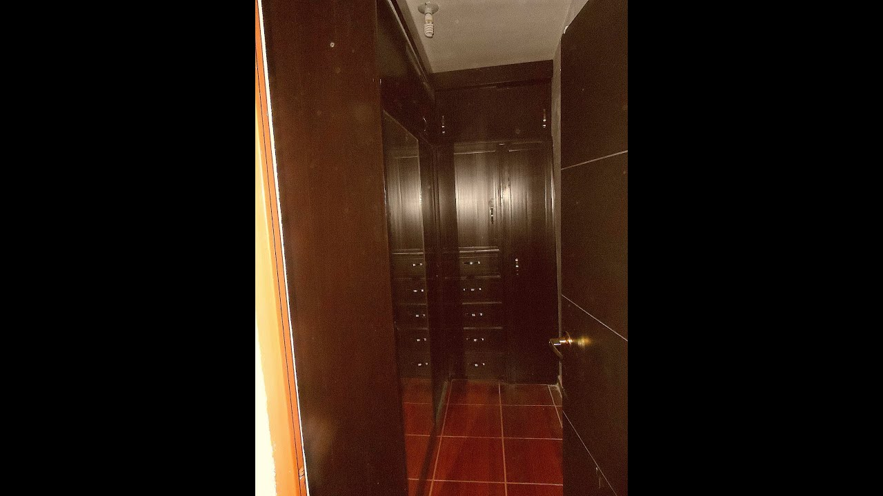 Images Of Walk In Closets Closet Vestidor De Pvc Para Espacios Reducidos Youtube
