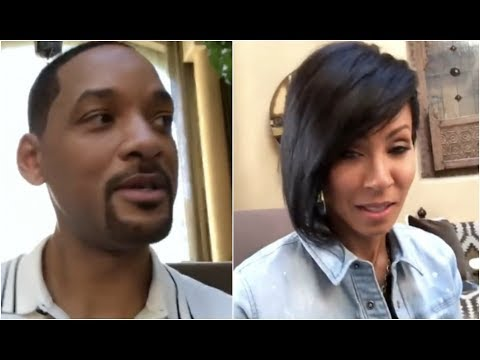 Will Smith Secretly Records Jada Pinkett To Get Clout On IG Live