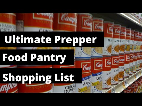 ultimate-prepper-food-pantry-shopping-list