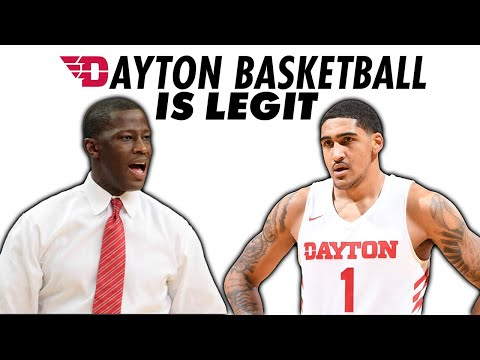 Dayton Basketball Is Really Good This Year