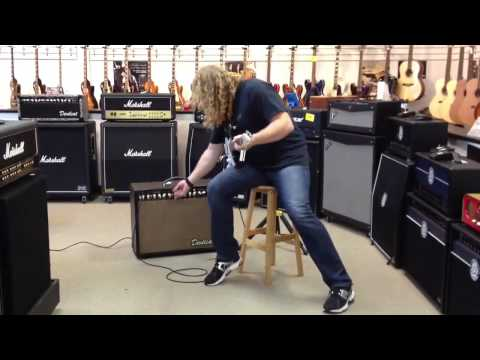 Mark Dunn Reviews the Devilcat Jimmy Combo Amplifier