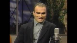 Tie Domi on the Mike Bullard Show (1999)